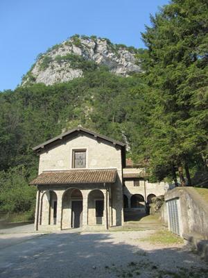 Santuario di S. Miro